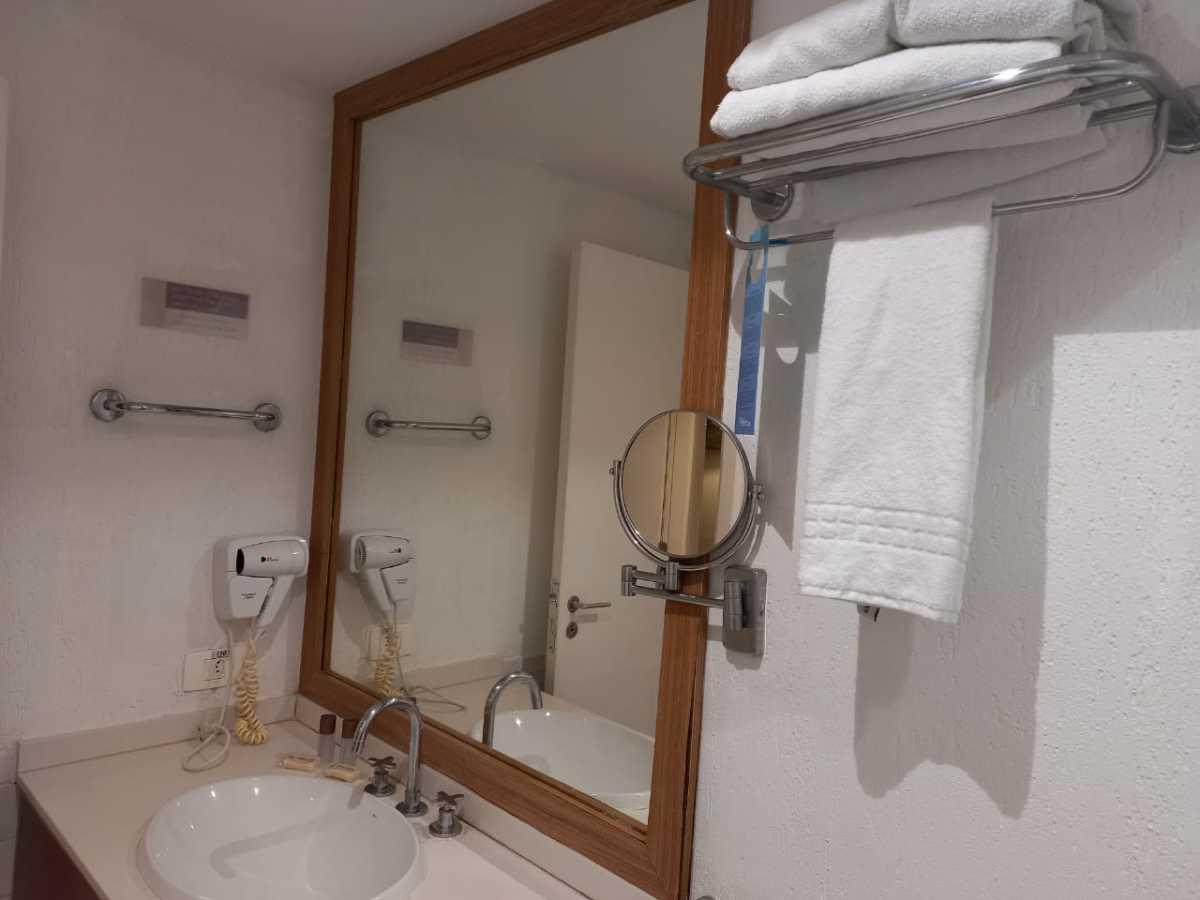 Banheiro - Apartamento à venda Avenida Rainha Elizabeth da Bélgica,Ipanema, Rio de Janeiro - R$ 570.000 - CPAP11825 - 20