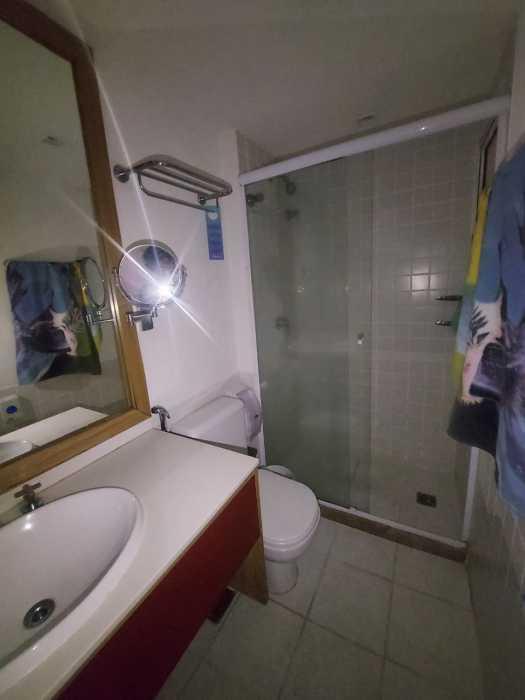 Banheiro - Apartamento à venda Avenida Rainha Elizabeth da Bélgica,Ipanema, Rio de Janeiro - R$ 570.000 - CPAP11825 - 21