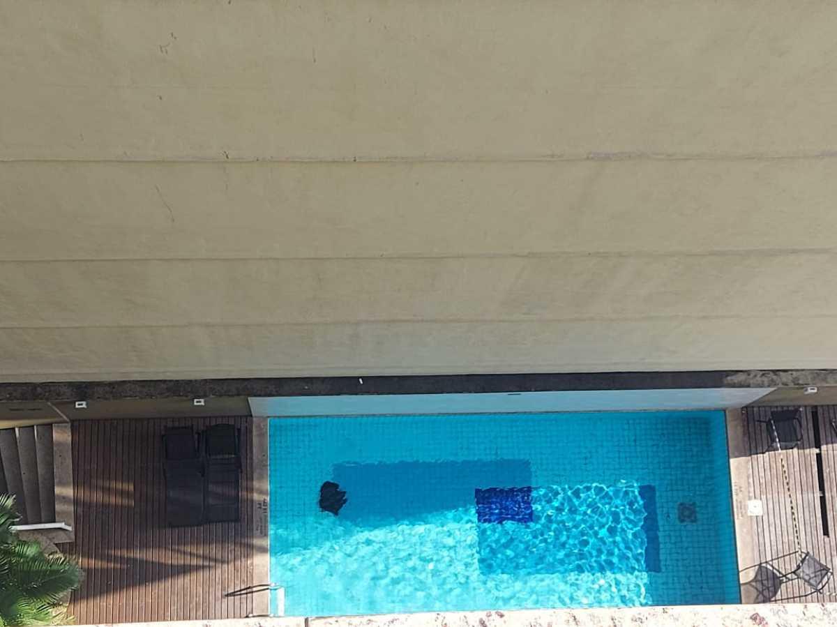 Área de Lazer - Apartamento à venda Avenida Rainha Elizabeth da Bélgica,Ipanema, Rio de Janeiro - R$ 550.000 - CPAP11826 - 11