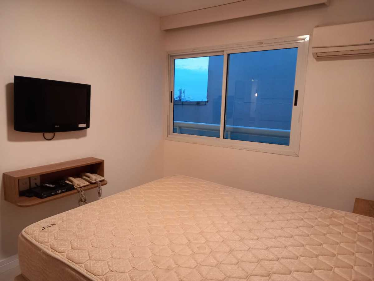 Quarto - Apartamento à venda Avenida Rainha Elizabeth da Bélgica,Ipanema, Rio de Janeiro - R$ 550.000 - CPAP11826 - 15