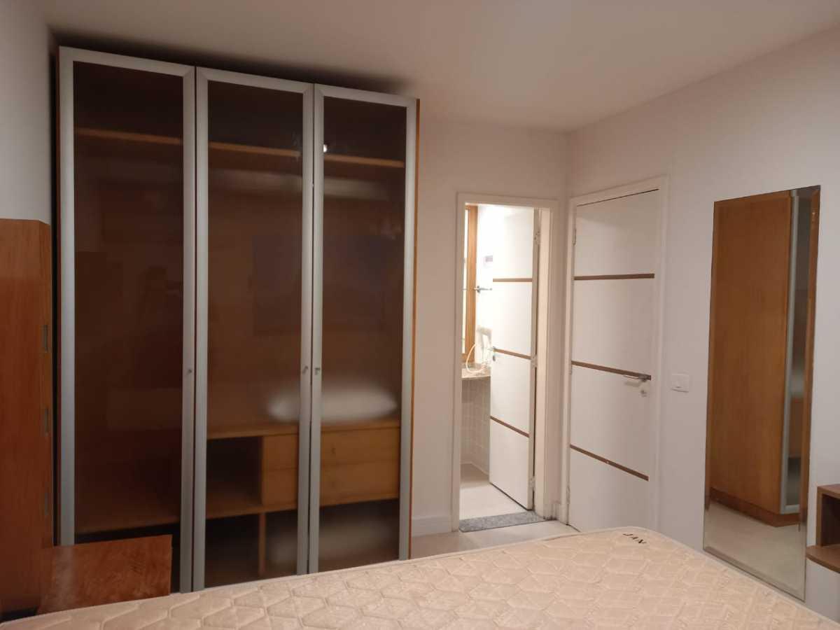 Quarto - Apartamento à venda Avenida Rainha Elizabeth da Bélgica,Ipanema, Rio de Janeiro - R$ 550.000 - CPAP11826 - 13