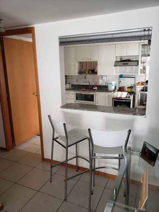 Foto cozinha americana - Apartamento 2 quartos à venda Catete, Rio de Janeiro - R$ 930.000 - CTAP20765 - 7