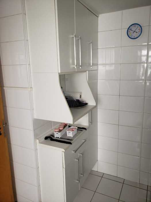 Foto cozinha interna 2 - Apartamento 2 quartos à venda Catete, Rio de Janeiro - R$ 930.000 - CTAP20765 - 9