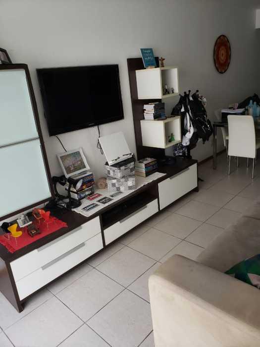 Foto deck sala - Apartamento 2 quartos à venda Catete, Rio de Janeiro - R$ 930.000 - CTAP20765 - 12