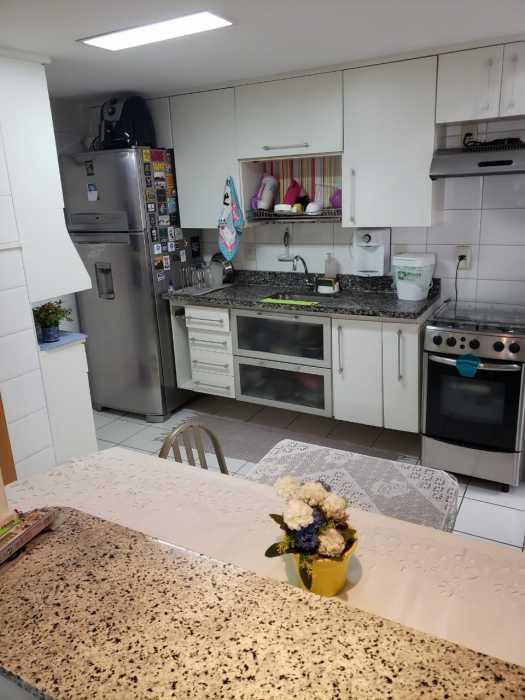 Foto dois cozinha americana - Apartamento 2 quartos à venda Catete, Rio de Janeiro - R$ 930.000 - CTAP20765 - 17
