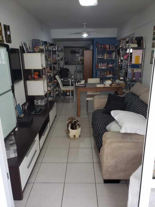 Foto dois sala da porta da var - Apartamento 2 quartos à venda Catete, Rio de Janeiro - R$ 930.000 - CTAP20765 - 20