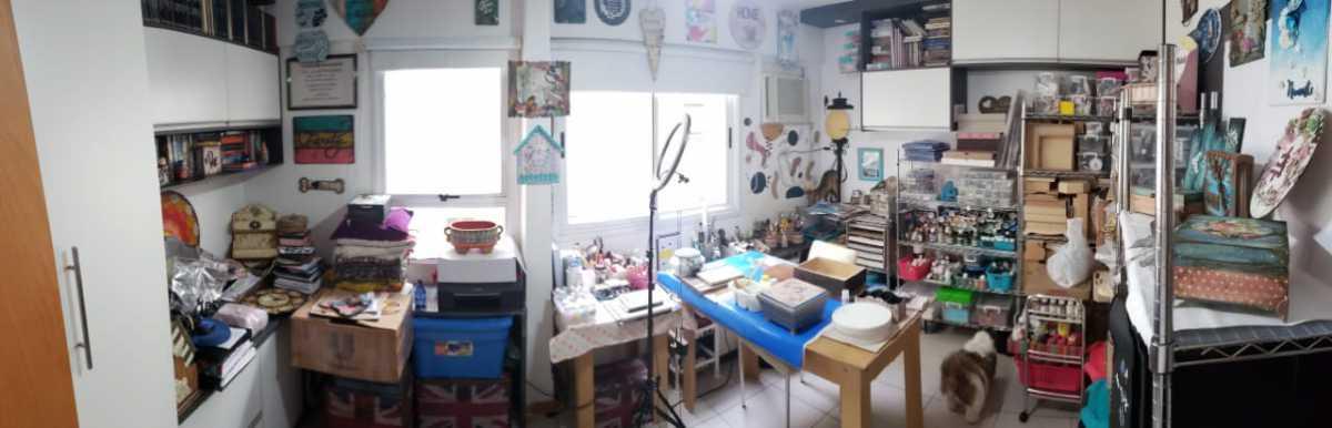 Foto panorâmica - Apartamento 2 quartos à venda Catete, Rio de Janeiro - R$ 930.000 - CTAP20765 - 23
