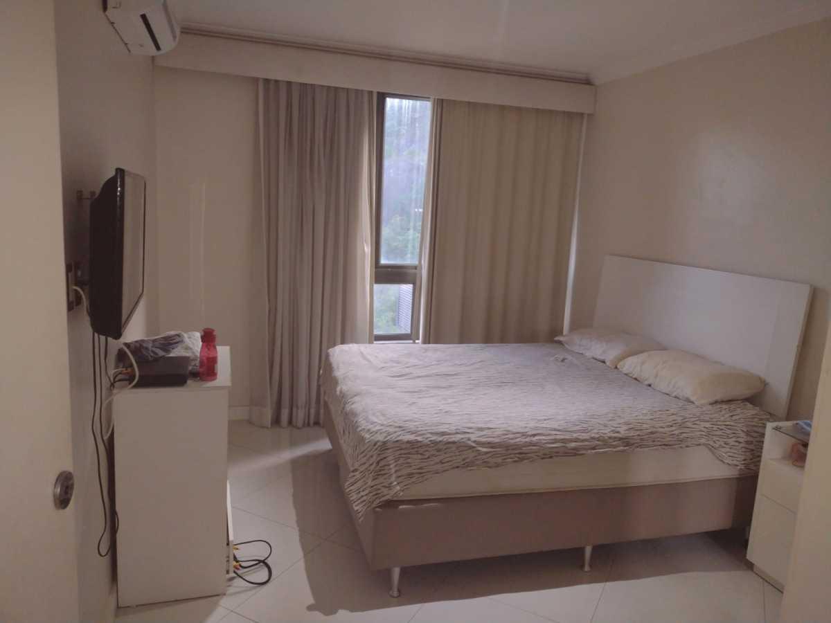 Quarto 1 - Flat à venda Avenida Princesa Isabel,Copacabana, Rio de Janeiro - R$ 550.000 - CPFL20015 - 10