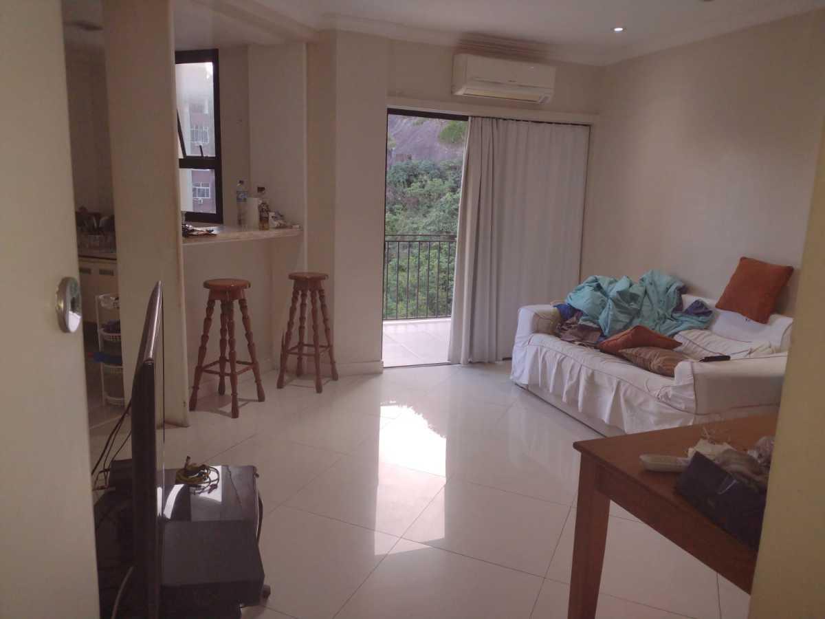 Sala - Flat à venda Avenida Princesa Isabel,Copacabana, Rio de Janeiro - R$ 550.000 - CPFL20015 - 1
