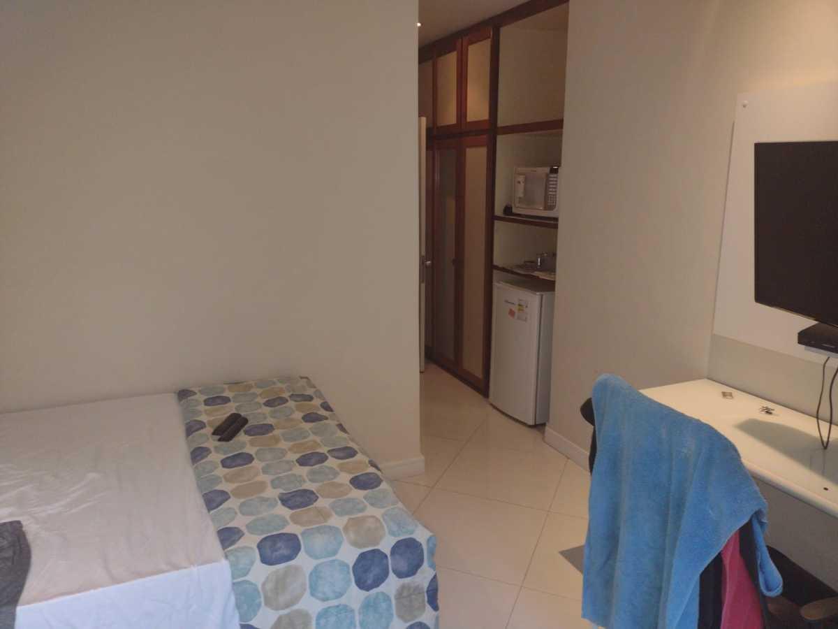 Quarto 2 - Flat à venda Avenida Princesa Isabel,Copacabana, Rio de Janeiro - R$ 550.000 - CPFL20015 - 16