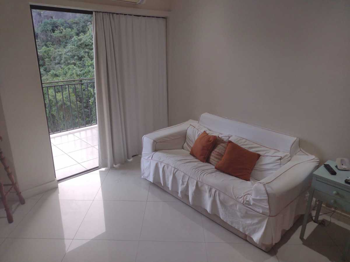 Sala - Flat à venda Avenida Princesa Isabel,Copacabana, Rio de Janeiro - R$ 550.000 - CPFL20015 - 3