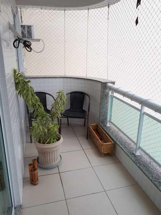 1. - Apartamento 2 quartos à venda Grajaú, Rio de Janeiro - R$ 660.000 - GRAP20115 - 3