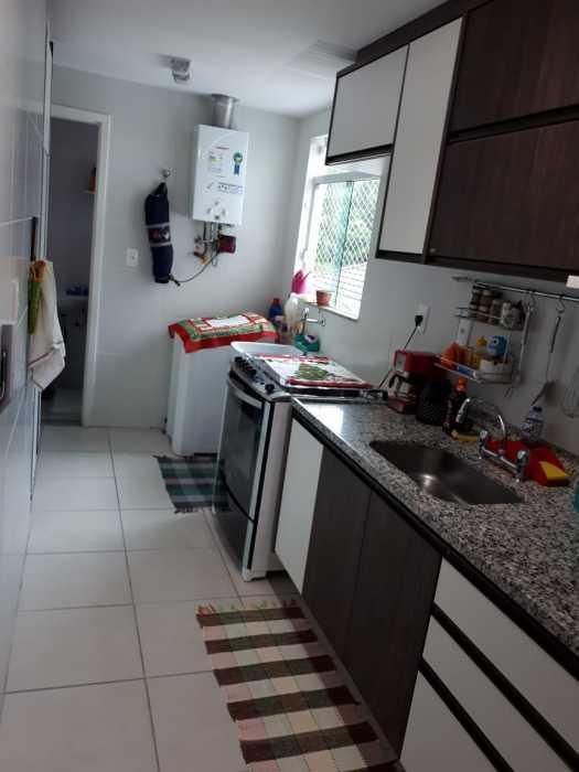 16. - Apartamento 2 quartos à venda Grajaú, Rio de Janeiro - R$ 660.000 - GRAP20115 - 16