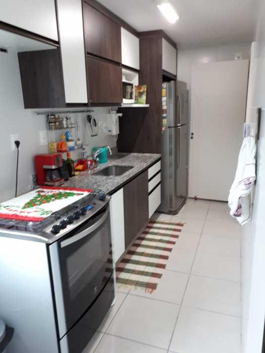 17. - Apartamento 2 quartos à venda Grajaú, Rio de Janeiro - R$ 660.000 - GRAP20115 - 17