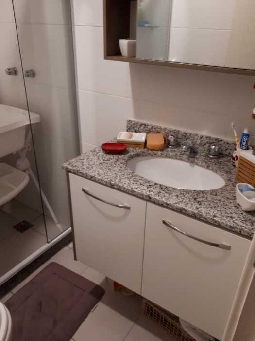 19. - Apartamento 2 quartos à venda Grajaú, Rio de Janeiro - R$ 660.000 - GRAP20115 - 19