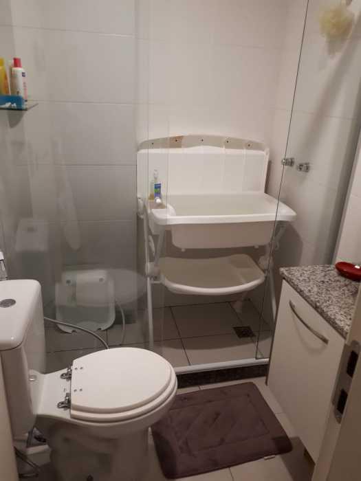 20. - Apartamento 2 quartos à venda Grajaú, Rio de Janeiro - R$ 660.000 - GRAP20115 - 20