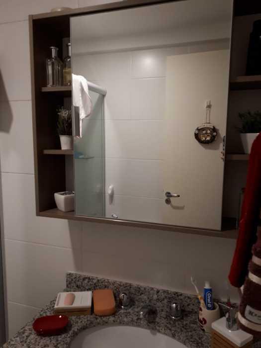 21. - Apartamento 2 quartos à venda Grajaú, Rio de Janeiro - R$ 660.000 - GRAP20115 - 21