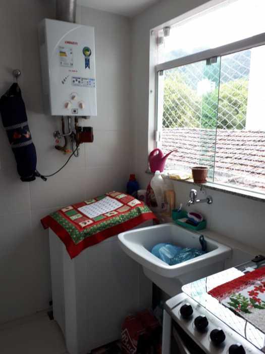 23. - Apartamento 2 quartos à venda Grajaú, Rio de Janeiro - R$ 660.000 - GRAP20115 - 23