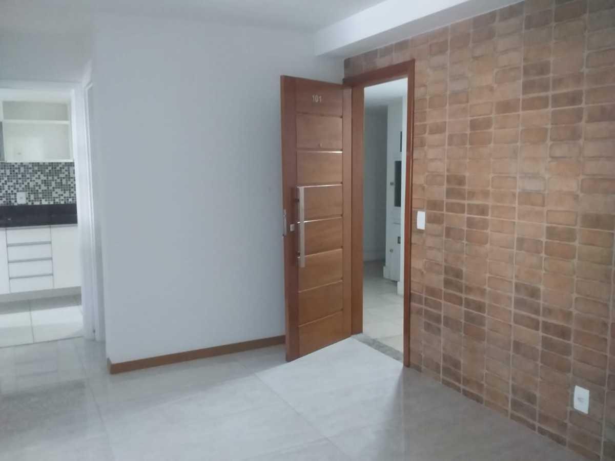 2. - Apartamento 2 quartos à venda Grajaú, Rio de Janeiro - R$ 690.000 - GRAP20122 - 1