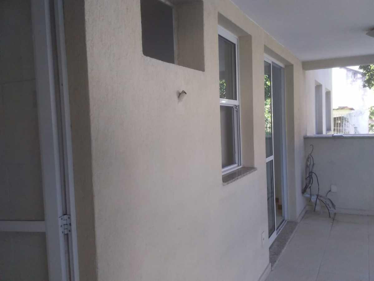 13. - Apartamento 2 quartos à venda Grajaú, Rio de Janeiro - R$ 690.000 - GRAP20122 - 7