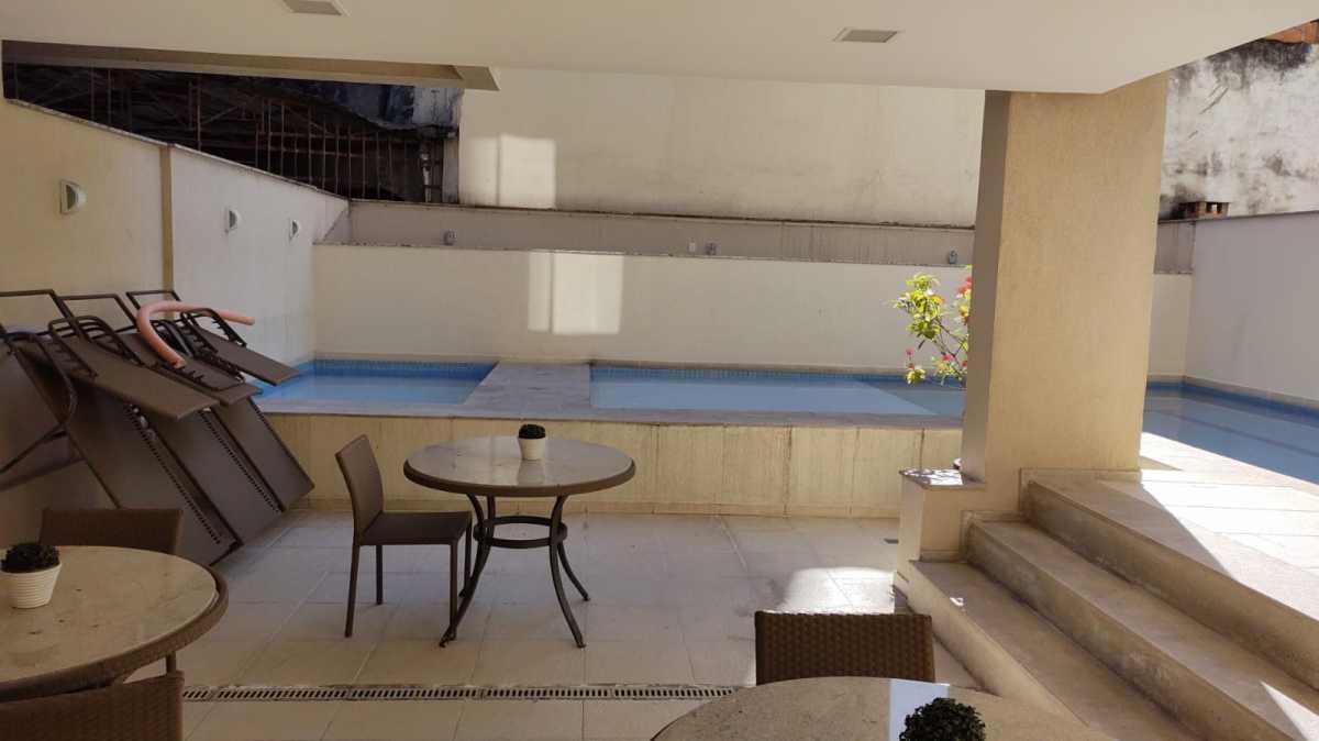 34. - Apartamento 2 quartos à venda Grajaú, Rio de Janeiro - R$ 690.000 - GRAP20122 - 18
