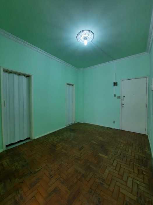 Sala - Apartamento 1 quarto para alugar Centro, Rio de Janeiro - R$ 790 - CTAP11182 - 7