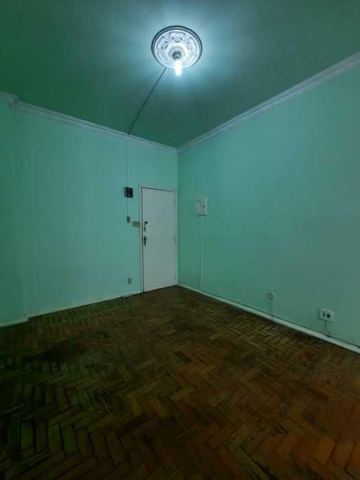 Sala - Apartamento 1 quarto para alugar Centro, Rio de Janeiro - R$ 790 - CTAP11182 - 5