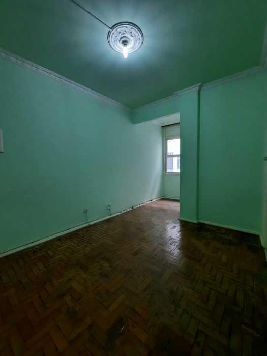 Sala - Apartamento 1 quarto para alugar Centro, Rio de Janeiro - R$ 790 - CTAP11182 - 8