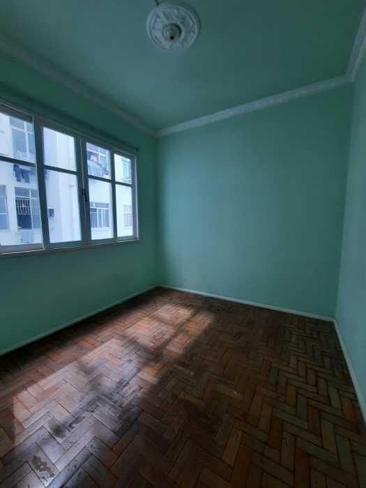 Quarto - Apartamento 1 quarto para alugar Centro, Rio de Janeiro - R$ 790 - CTAP11182 - 9