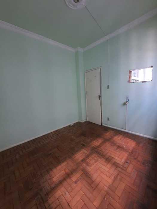 Quarto - Apartamento 1 quarto para alugar Centro, Rio de Janeiro - R$ 790 - CTAP11182 - 11