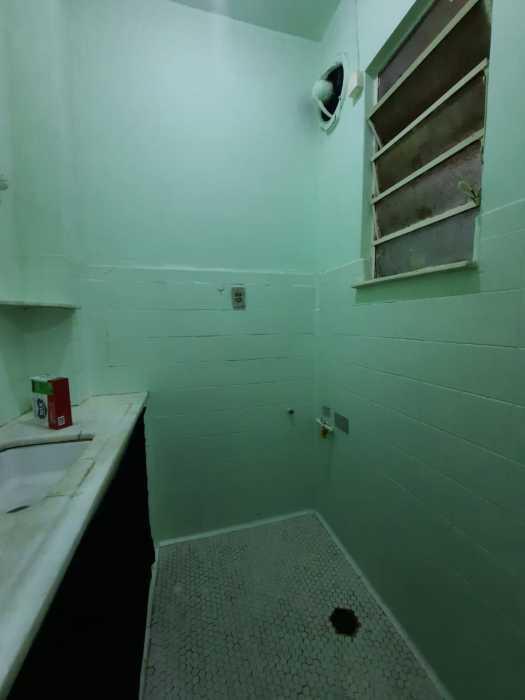 Cozinha - Apartamento 1 quarto para alugar Centro, Rio de Janeiro - R$ 790 - CTAP11182 - 12