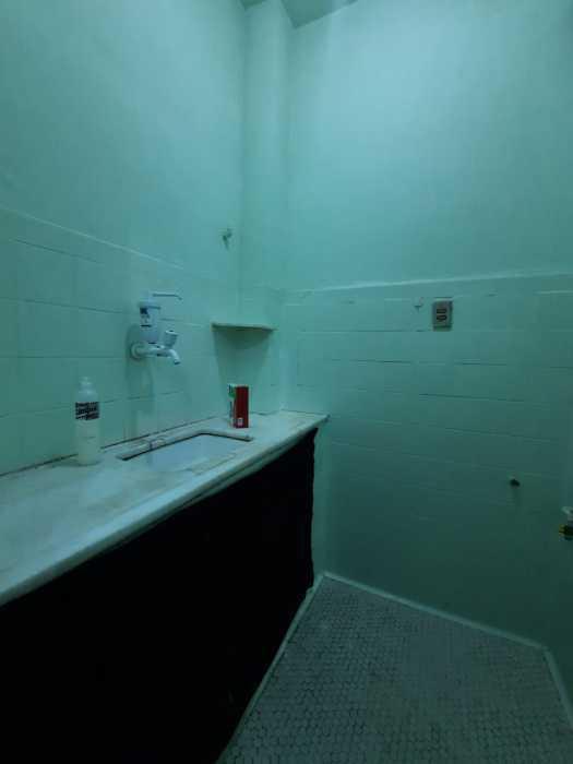 Cozinha - Apartamento 1 quarto para alugar Centro, Rio de Janeiro - R$ 790 - CTAP11182 - 13