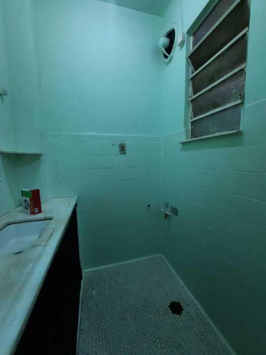 Cozinha - Apartamento 1 quarto para alugar Centro, Rio de Janeiro - R$ 790 - CTAP11182 - 14