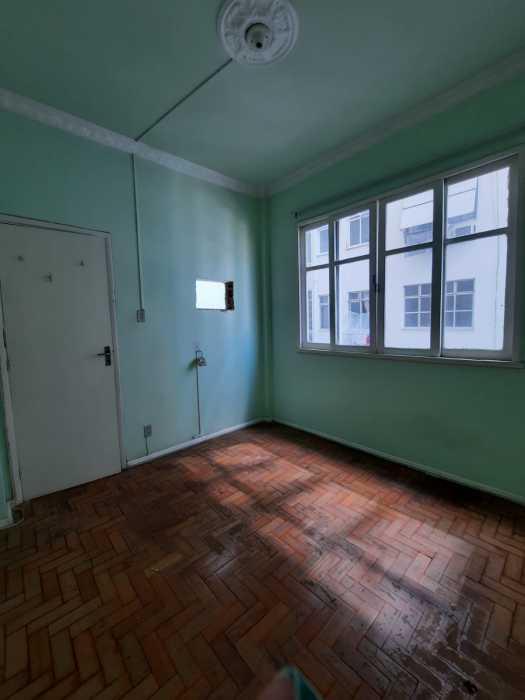 Quarto - Apartamento 1 quarto para alugar Centro, Rio de Janeiro - R$ 790 - CTAP11182 - 16