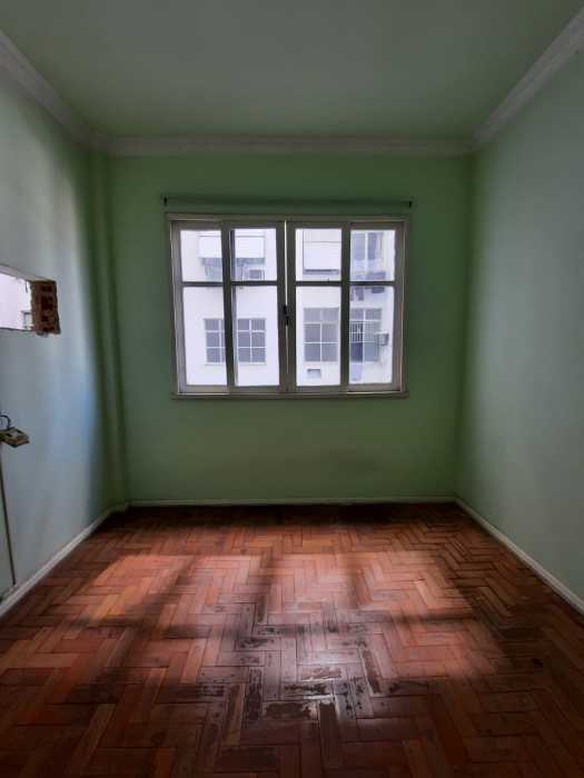 Janela Quarto - Apartamento 1 quarto para alugar Centro, Rio de Janeiro - R$ 790 - CTAP11182 - 6