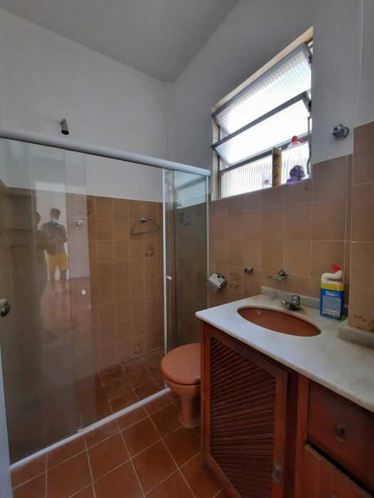 BANHEIRO - Apartamento 1 quarto para alugar Centro, Rio de Janeiro - R$ 1.450 - CTAP11190 - 5