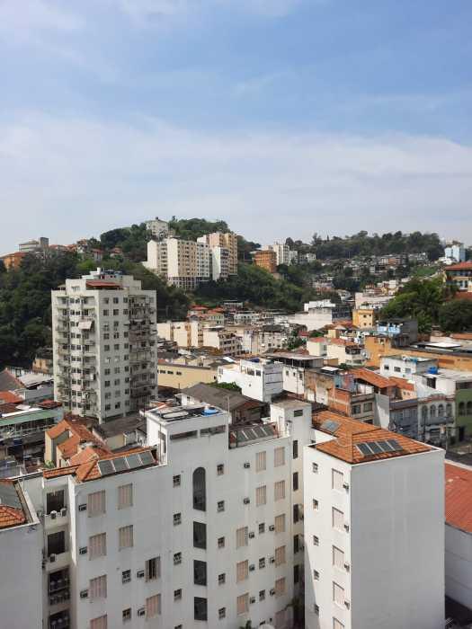 VISTA - Apartamento 1 quarto para alugar Centro, Rio de Janeiro - R$ 1.450 - CTAP11190 - 6
