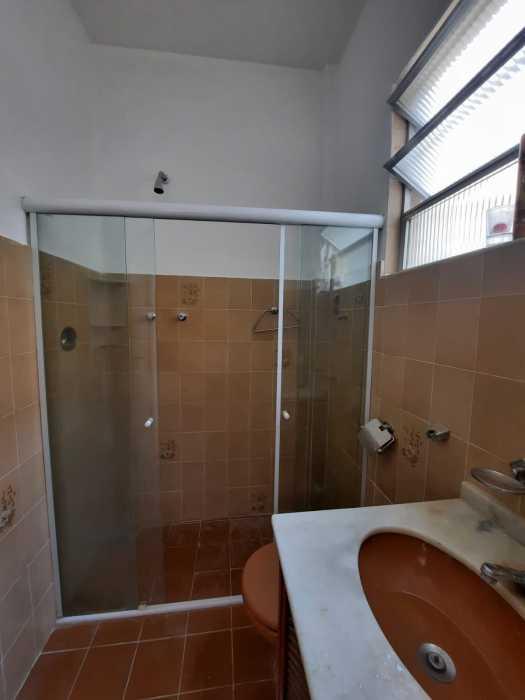 BANHEIRO - Apartamento 1 quarto para alugar Centro, Rio de Janeiro - R$ 1.450 - CTAP11190 - 7