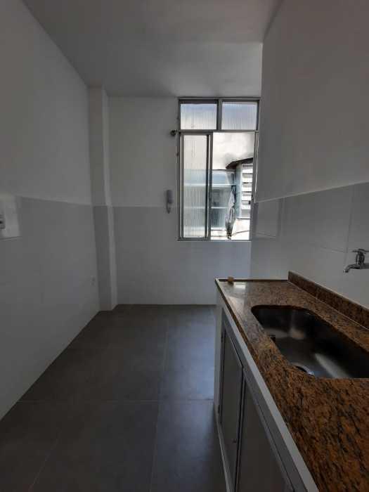 COZINHA - Apartamento 1 quarto para alugar Centro, Rio de Janeiro - R$ 1.450 - CTAP11190 - 9