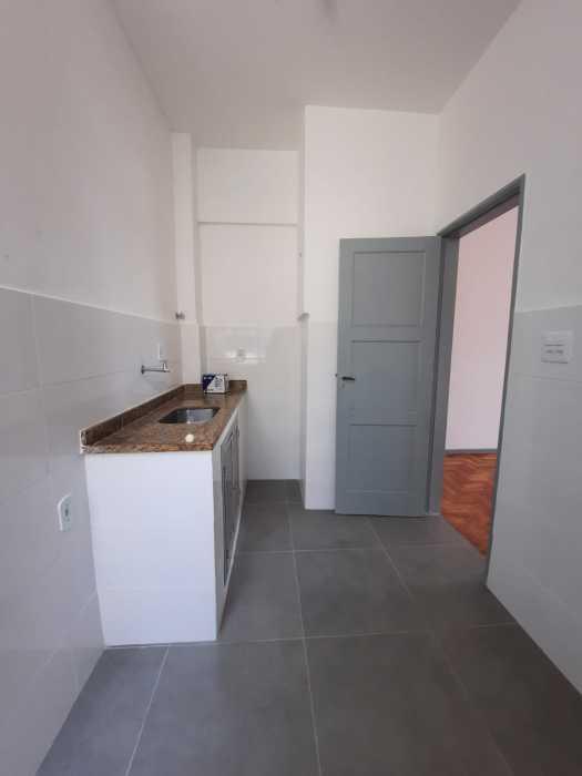 COZINHA - Apartamento 1 quarto para alugar Centro, Rio de Janeiro - R$ 1.450 - CTAP11190 - 10
