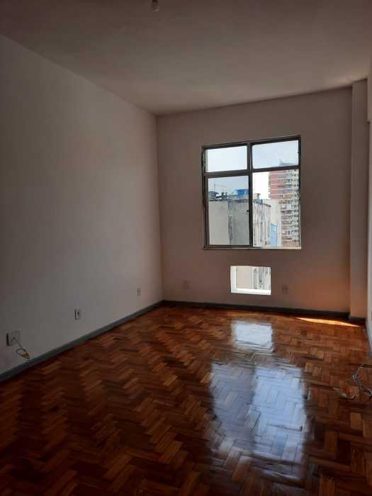 SALA - Apartamento 1 quarto para alugar Centro, Rio de Janeiro - R$ 1.450 - CTAP11190 - 3