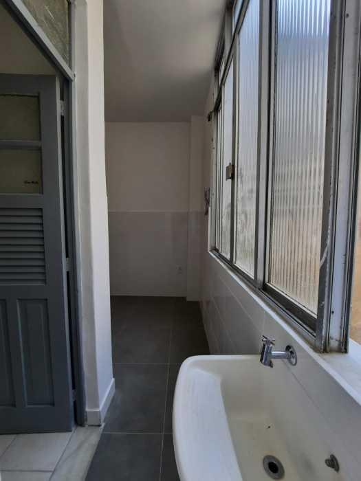 ARÉA DE SERVIÇO - Apartamento 1 quarto para alugar Centro, Rio de Janeiro - R$ 1.450 - CTAP11190 - 16