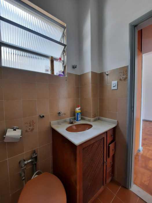 BANHEIRO - Apartamento 1 quarto para alugar Centro, Rio de Janeiro - R$ 1.450 - CTAP11190 - 21
