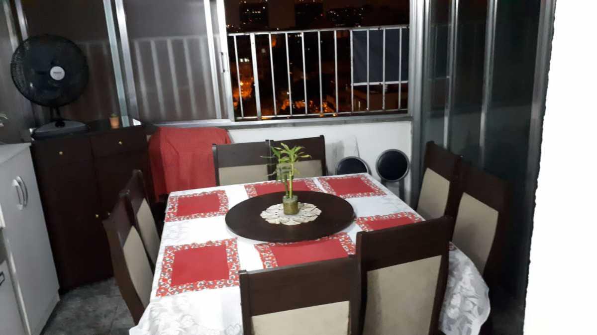 8. - Cobertura 1 quarto à venda Tijuca, Rio de Janeiro - R$ 900.000 - GRCO10001 - 4