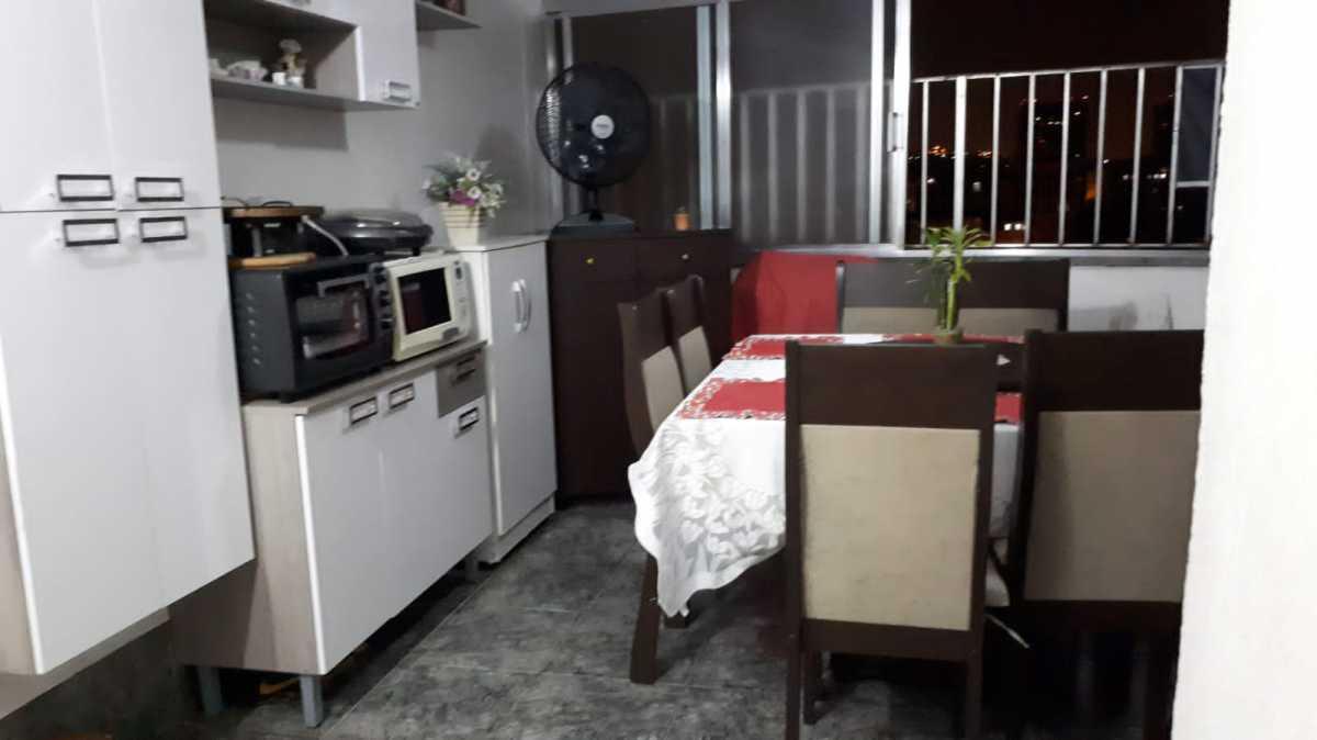 7. - Cobertura 1 quarto à venda Tijuca, Rio de Janeiro - R$ 900.000 - GRCO10001 - 8