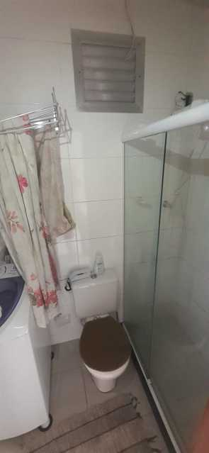 16033_G1620828800 - Kitnet/Conjugado 23m² à venda Centro, Rio de Janeiro - R$ 280.000 - CTKI00100 - 25