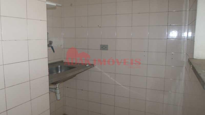GEDC0085 - Kitnet/Conjugado 25m² à venda Centro, Rio de Janeiro - R$ 280.000 - CTKI00157 - 5