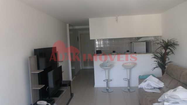 GEDC5130 - Kitnet/Conjugado 38m² à venda Centro, Rio de Janeiro - R$ 600.000 - CTKI00189 - 7
