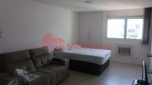 GEDC5133 - Kitnet/Conjugado 38m² à venda Centro, Rio de Janeiro - R$ 600.000 - CTKI00189 - 3