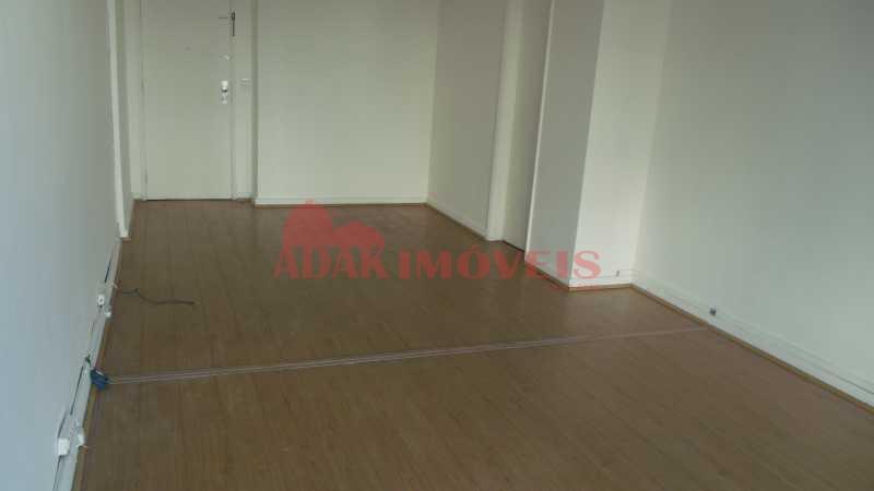 GEDC5690 - Sala Comercial 27m² à venda Centro, Rio de Janeiro - R$ 180.000 - CTSL00173 - 5